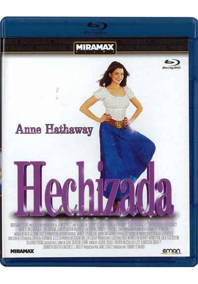 Hechizada (Ella Enchanted) (Blu-Ray)