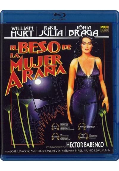 El Beso De La Mujer Araña (Kiss Of The Spider Woman) (Blu-Ray)