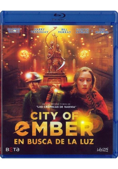City Of Ember (En Busca De La Luz) (Blu-Ray)
