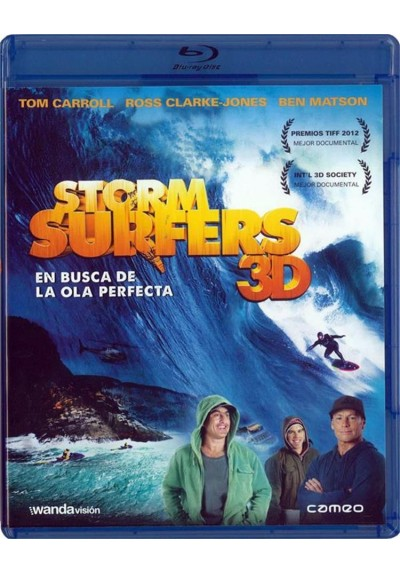 Storm Surfers 3d (Blu-Ray)