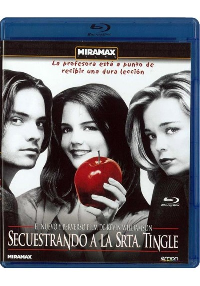 Secuestrando A La Srta. Tingle (Teaching Mrs. Tingle) (Blu-Ray)
