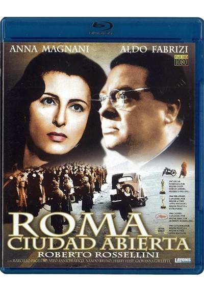 Roma, Ciudad Abierta (Blu-Ray)