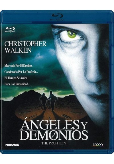 Angeles Y Demonios (The Prophecy) (Blu-Ray)