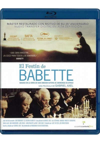 El Festin De Babette (Babettes Gæstebud) (Blu-Ray)