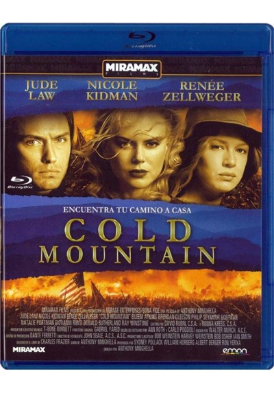 Cold Mountain (Blu-Ray)
