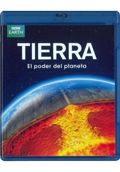 Tierra, El Poder Del Planeta (Blu-Ray)