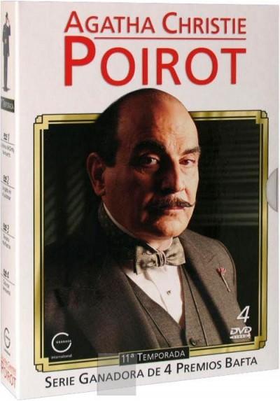 Poirot 11ª Temporada - Agatha Christie