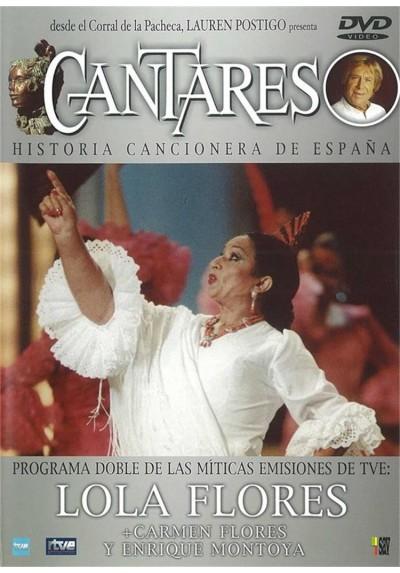 Cantares : Lola Flores + Carmen Flores + Enrique Montoya