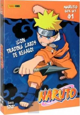 Naruto Box Set 01