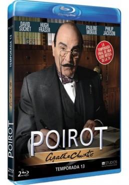 Agatha Christie - Poirot - 13ª Temporada (Blu-Ray)