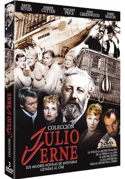 Coleccion Julio Verne