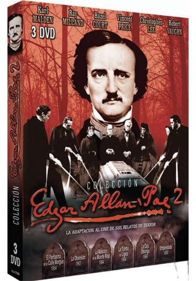 Coleccion Edgar Allan Poe - Vol. 2