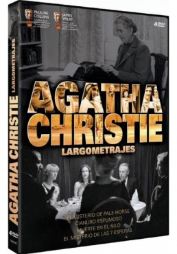 Agatha Christie - Largometrajes