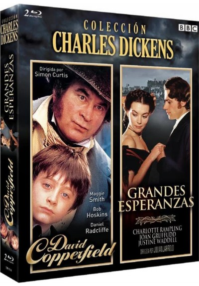 Pack Charles Dickens (Blu-Ray)