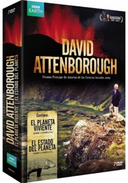 Pack David Attenborough. Nueva Edicion