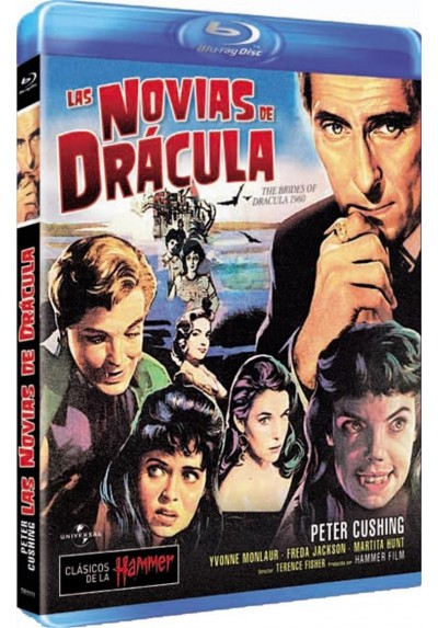 Las Novias De Dracula (The Brides Of Dracula) (Blu-Ray)