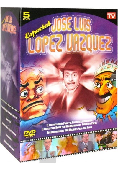 Pack Especial Jose Luis Lopez Vazquez