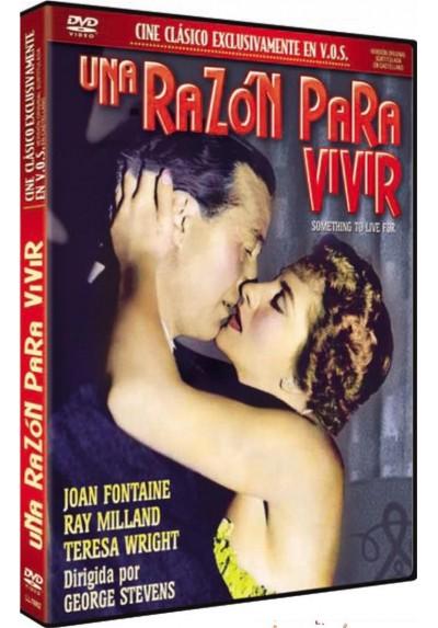 Una Razon Para Vivir (V.O.S.) (Something To Live For)