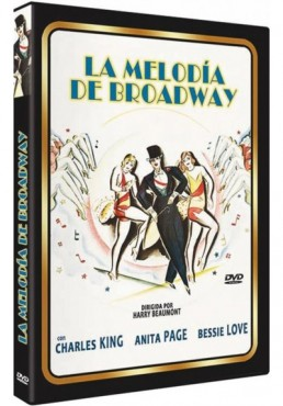 La Melodia De Broadway (1929) (The Broadway Melody) (DVD-r)