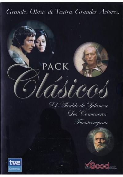 Pack Clasicos