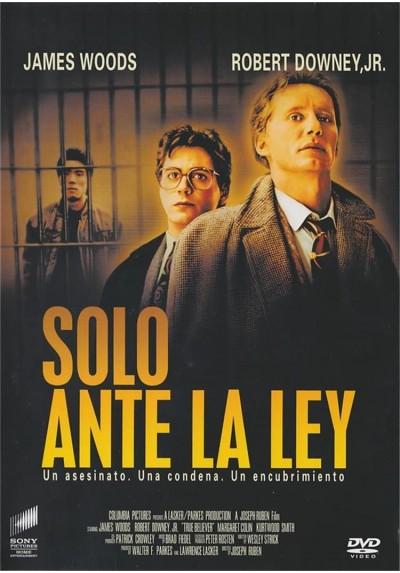 Solo Ante La Ley (True Believer)