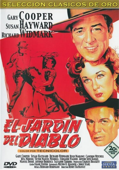 El Jardin Del Diablo (Clasicos De Oro) (Garden Of Evil)