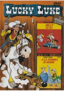 Lucky Luke - Vol. 5 : Billy The Kid / A La Sombra De Derrik
