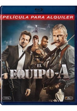 El Equipo A (Blu-Ray) (The A-Team)