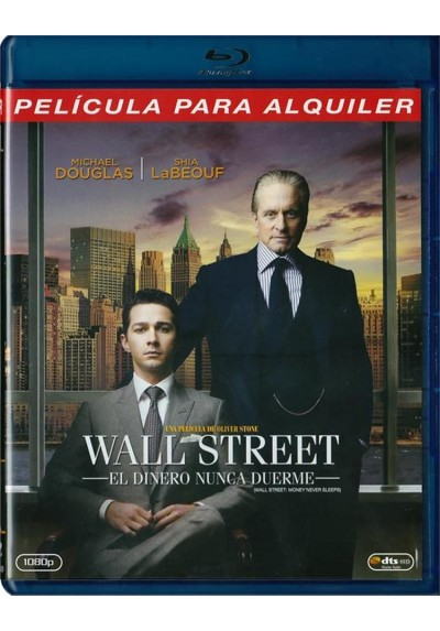 Wall Street 2 : El Dinero Nunca Duerme (Blu-Ray) (Wall Street: Money Never Sleeps)