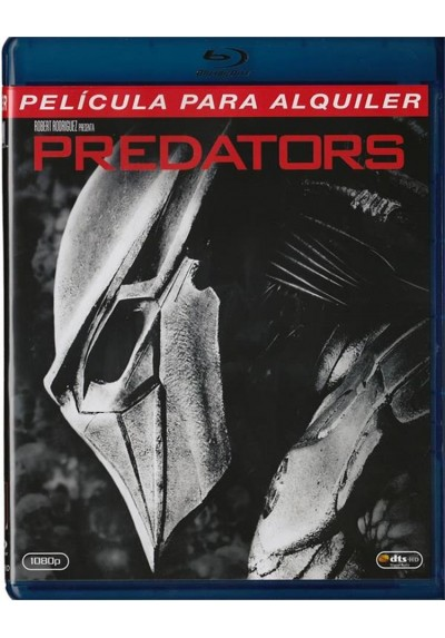 Predators (Blu-Ray) (Predators)