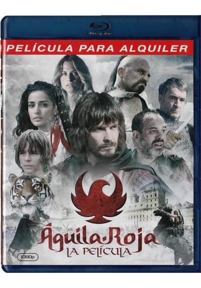 Aguila Roja : La Pelicula (Blu-Ray)