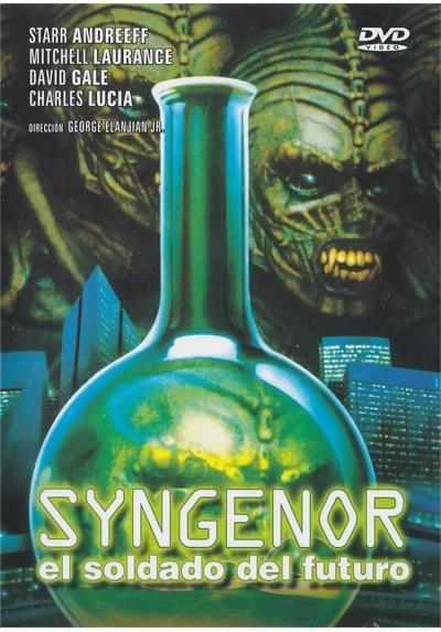 Syngenor, el soldado del futuro