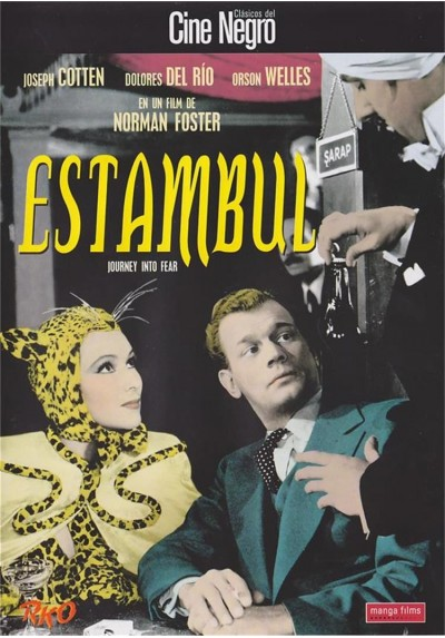 Estambul (Journey Into Fear)