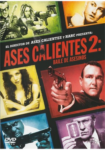 Ases Calientes 2 : Baile De Asesinos (Smokin´ Ases 2: Assassins´ Ball)