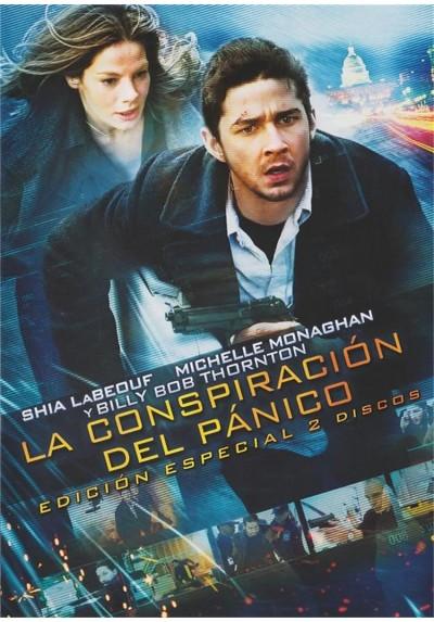 La Conspiracion Del Panico (Ed. Especial) (Eagle Eye)