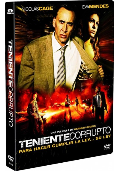 Teniente Corrupto (2009) (The Bad Lieutenant : Port Of Call - New Orleans)