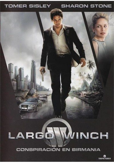 Largo Winch : Conspiracion En Birmania