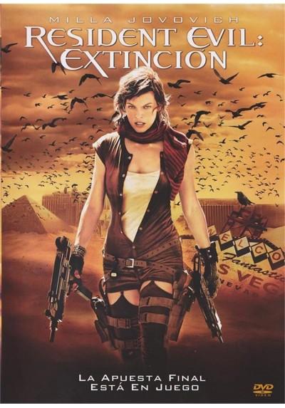 Resident Evil : Extincion (Resident Evil : Extinction)