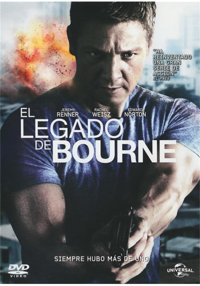 El Legado De Bourne (The Bourne Legacy)