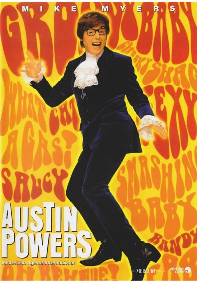 Austin Powers: Misterioso Agente Internacional (Austin Powers: International Man Of Mystery)