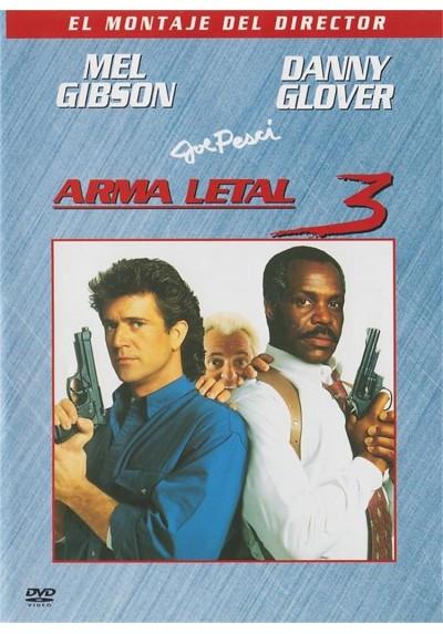 Arma Letal 3 (El Montaje Del Director) (Lethal Wheapon 3)