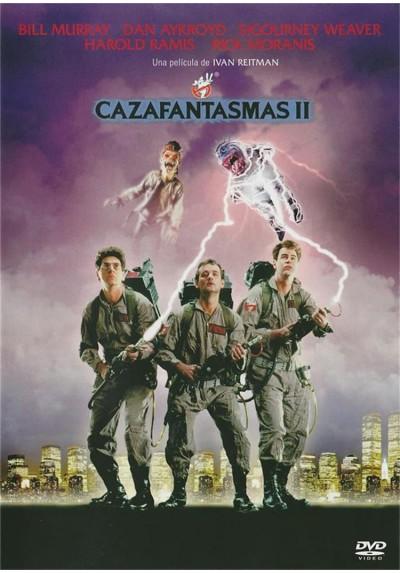 Cazafantasmas 2 (Ghostbusters II)