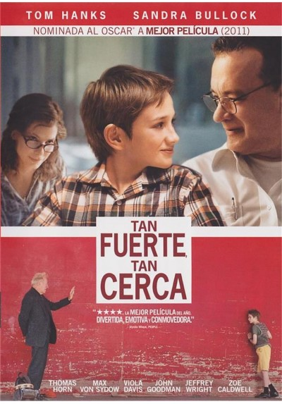 Tan Fuerte, Tan Cerca (Extremely Loud & Incredibly Close)
