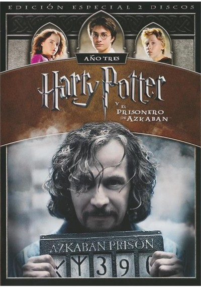 Harry Potter Y El Prisionero De Azkaban + Copia Digital (Ed. Especial)
