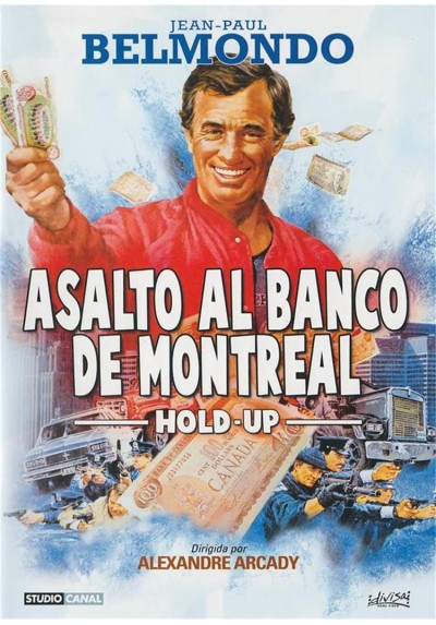 Asalto Al Banco De Montreal (Hold-Up)