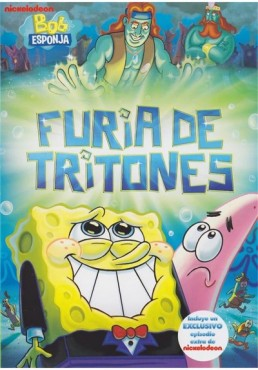 Bob Esponja : Furia De Tritones (Spongebob Squarepants)
