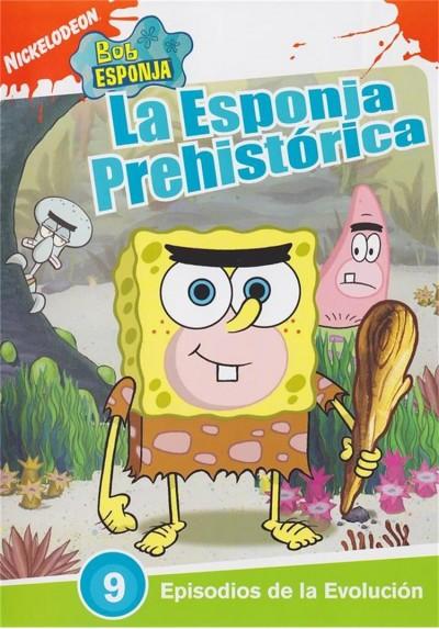 Bob Esponja : La Esponja Prehistorica (Spongebob Squarepants)