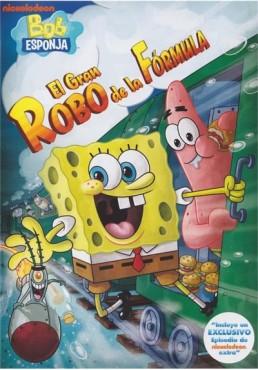 Bob Esponja : El Gran Robo De La Formula (Spongebob Squarepants)