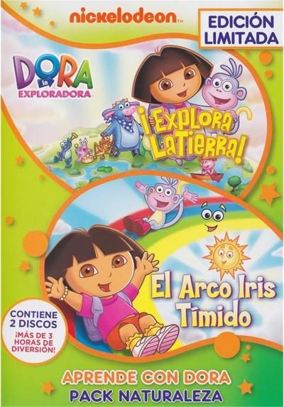 Dora La Exploradora : Explora La Tierra / El Arco Iris Timido