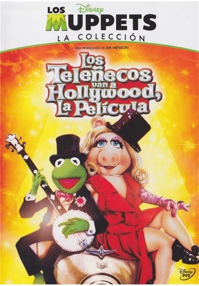 Los Teleñecos Van A Hollywood, La Pelicula (Coleccion Los Muppets)